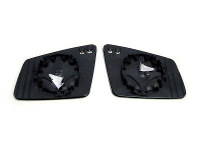 画像3: AutoStyle ワイドビューブルードアミラーレンズ for BENZ W212/W221/W204