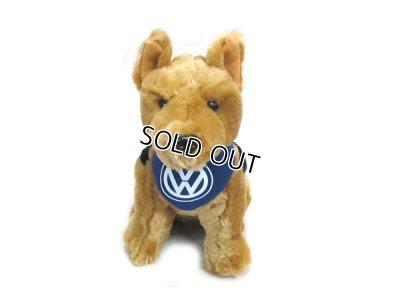 画像2: VW DAS DIESEL PLUSH(VW Dog ぬいぐるみ)