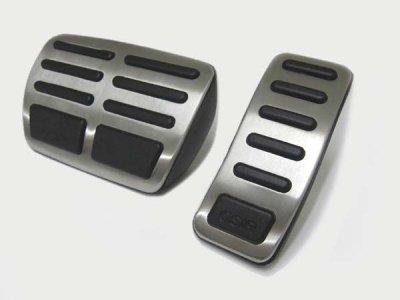 画像3: OSIR ペダルカバー RHD for Audi A4(8K)/A5/Q5 (O-Paddles B8 Auto)