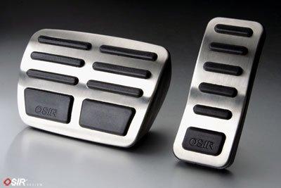画像1: OSIR ペダルカバー RHD for Audi A4(8K)/A5/Q5 (O-Paddles B8 Auto)