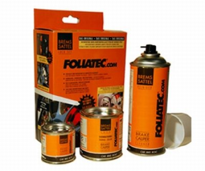 画像4: FOLIATEC ブレーキキャリパーラッカー カッパーメタリック(Copper Metalic)