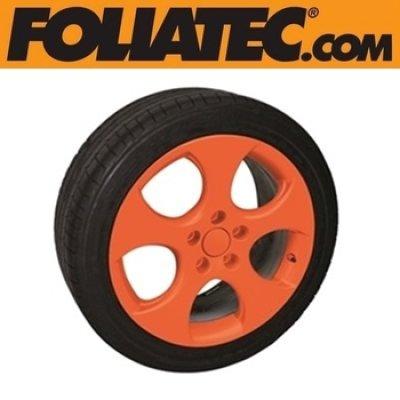 画像1: FOLIATEC スプレーフィルム マットオレンジ (SPRAY FILM -Matt Orange-)