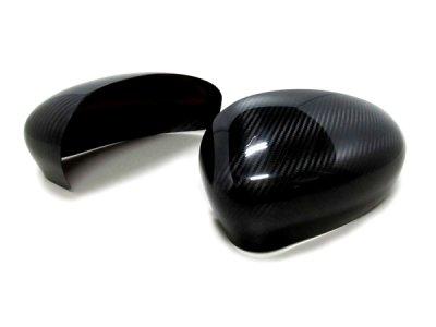画像2: OMTEC カーボンドアミラーカバー for FIAT500/ABARTH500/ALFA 4C