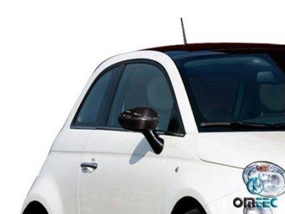 画像5: OMTEC カーボンドアミラーカバー for FIAT500/ABARTH500/ALFA 4C