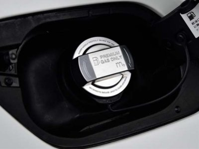 画像2: m+ フューエルキャップカバー (クローム/クローム) for VW / AUDI