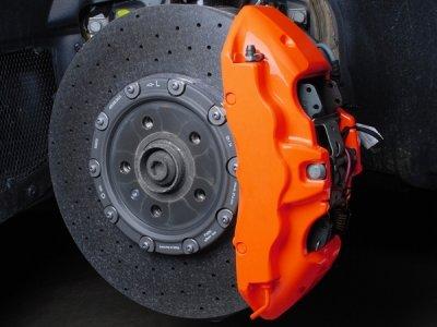 画像4: FOLIATEC ブレーキキャリパーラッカー NEONオレンジ