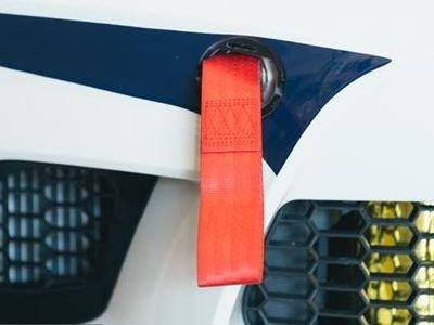 画像2: AUTOTECKNIC 牽引フック (Tow Strap) for BMW F87/F80/F82 (ブラック)