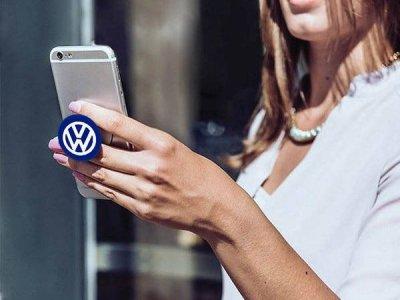 画像1: VW Pop Sockets (VWマーク) 折りたたみ式スマートフォンスタンド