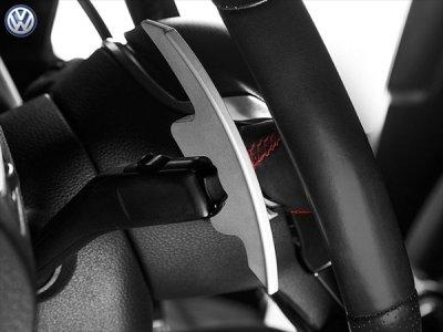 画像5: PD アルミパドルシフター for VW Golf6 GTI/R (レッド)