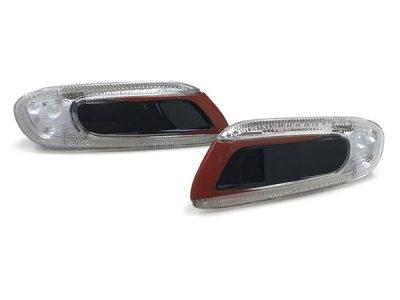 画像2: MINI F5x LEDサイドウインカー (レッド/ブラック)