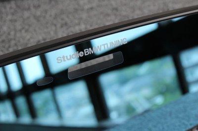 画像3: Studie Wide Angle Rear View Mirror (2018年以降モデル)LOGO有り
