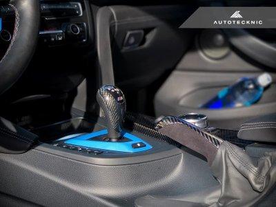 画像4: AUTOTECKNIC サイドブレーキハンドル CARBON/ALCANTARA for BMW F20/F30/F10