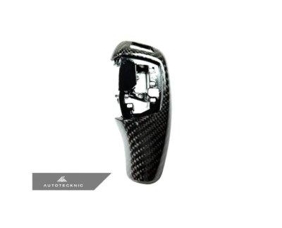 画像3: AUTOTECKNIC カーボンA/Tセレクターカバー for BMW F20/F22/F30/F32