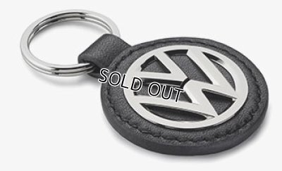 画像1: VW レザーキータグ #44