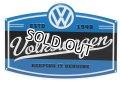 "VW ""KEEPING IT GENUINE"" Sign"