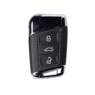 画像3: AutoStyle カーボンキーケース RED for VW GOLF7.5/7(GTI/R不可)/Touran(5T)/POLO6C/Tiguan(AD1)
