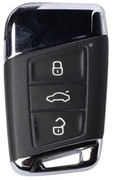 画像3: AutoStyle カーボンキーケース RED for VW Arteon/Passat(B8)