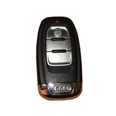 画像3: AutoStyle カーボンキーケース RED for  AUDI A4/A5/Q5(B8)