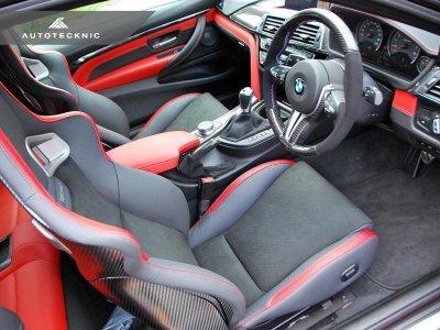 画像4: AUTOTECKNIC カーボン/アルカンターラ ステアリングホイール for BMW F87(M2)/F80(M3)/F82/F83(M4)