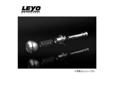 画像2: LEYO Motorsport BILLET DSG シフトノブ BLACK