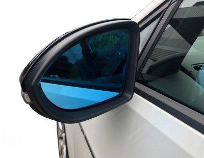 画像3: AutoStyle ワイドビュードアミラーレンズ with BMS(ブラインドスポットデティクション) VW Golf7.5/7 , Golf7.5/7 Variant