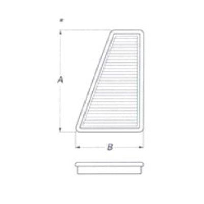 画像2: BMC Replacement Filter FB926/20 for PORSCHE