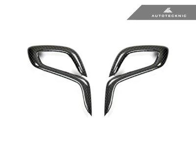 画像3: AUTOTECKNIC カーボンギアセレクターサイドカバー for BMW F90(M5)F97(X3M)F98(X4M)