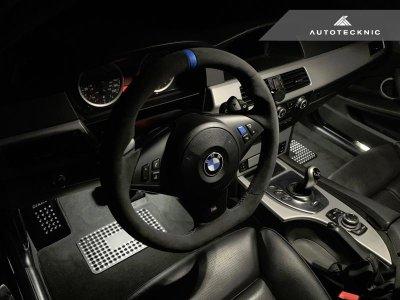 画像2: AUTOTECKNIC M ボタン for E60(M5)E63/E64(M6)モデル (ロイヤルブルー)