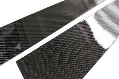 画像2: AutoStyle ブラックカーボンピラーパネル 2pcs MASERATI LEVANTE