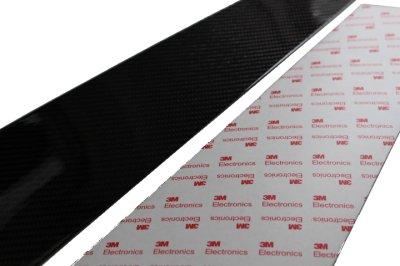 画像3: AutoStyle ブラックカーボンピラーパネル 2pcs MASERATI LEVANTE