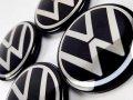 VW純正ホイールセンターキャップ Newロゴ 4pcs
