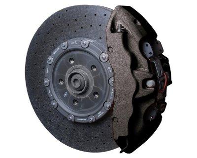 画像1: FOLIATEC ブレーキキャリパーラッカー カーボングレー(Brake Caliper Lacquer CarbonGray)