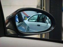 他の写真2: AutoStyle ワイドビューブルードアミラーレンズ for BENZ W222/W205
