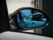 他の写真1: AutoStyle ワイドビューブルードアミラーレンズ for smart FOR TWO453